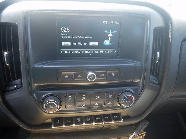 2019 Chevrolet Silverado Medium Duty Regular Cab DRW 4x2, Stake Bed #HSU2733 - photo 17