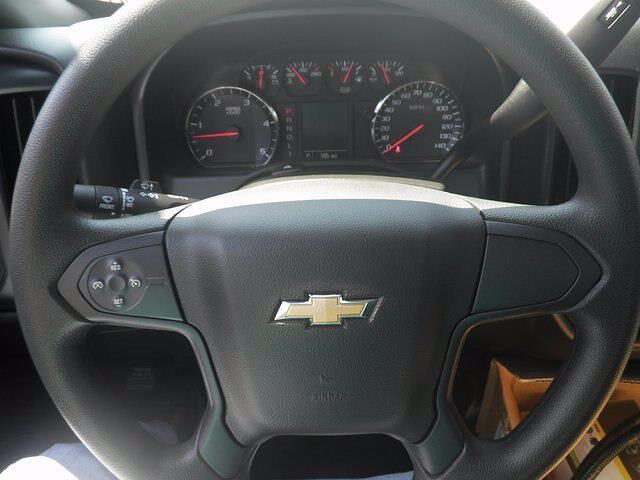 2019 Chevrolet Silverado Medium Duty Regular Cab DRW 4x2, Stake Bed #HSU2733 - photo 18