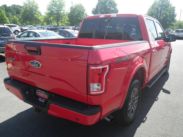 2016 F-150 SuperCrew Cab 4x4, Pickup #HX9006 - photo 2