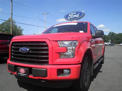2016 F-150 SuperCrew Cab 4x4, Pickup #HX9006 - photo 3
