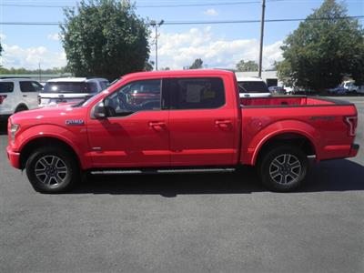 2016 F-150 SuperCrew Cab 4x4, Pickup #HX9006 - photo 4
