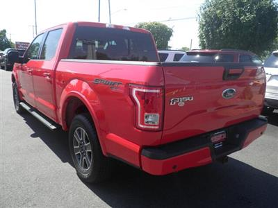 2016 F-150 SuperCrew Cab 4x4, Pickup #HX9006 - photo 5