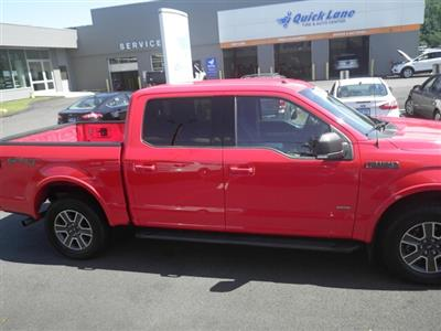 2016 F-150 SuperCrew Cab 4x4, Pickup #HX9006 - photo 7