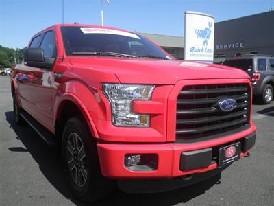 2016 F-150 SuperCrew Cab 4x4, Pickup #HX9006 - photo 8