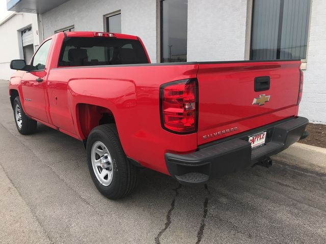 2017 Silverado 1500 Regular Cab, Pickup #17-1456 - photo 6
