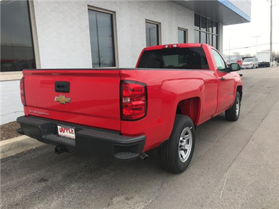 2017 Silverado 1500 Regular Cab, Pickup #17-1456 - photo 7