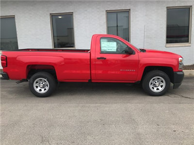 2017 Silverado 1500 Regular Cab, Pickup #17-1456 - photo 8