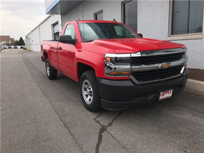 2017 Silverado 1500 Regular Cab, Pickup #17-1456 - photo 9