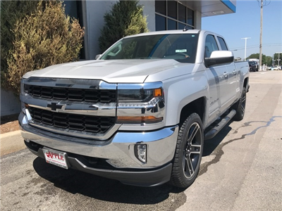 2017 Silverado 1500 Double Cab 4x4 Pickup #17-1501 - photo 3