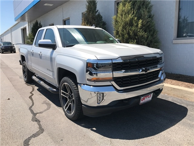 2017 Silverado 1500 Double Cab 4x4 Pickup #17-1501 - photo 12