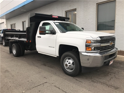 2017 Silverado 3500 Regular Cab DRW Dump Body #17-1691 - photo 12
