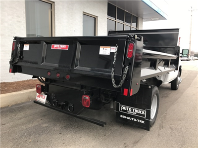 2017 Silverado 3500 Regular Cab DRW Dump Body #17-1691 - photo 10