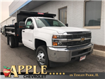 2017 Silverado 3500 Regular Cab DRW Dump Body #17-1691 - photo 1