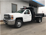 2017 Silverado 3500 Regular Cab DRW Dump Body #17-1691 - photo 5