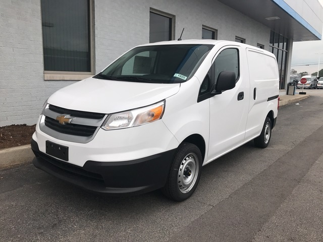 2017 City Express Cargo Van #17-1825 - photo 3
