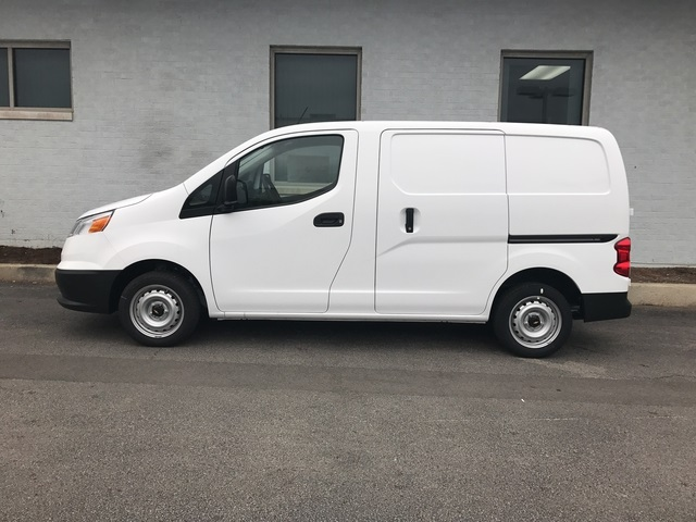 2017 City Express Cargo Van #17-1825 - photo 4