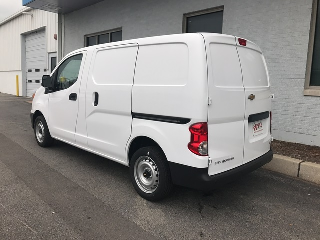 2017 City Express Cargo Van #17-1825 - photo 5