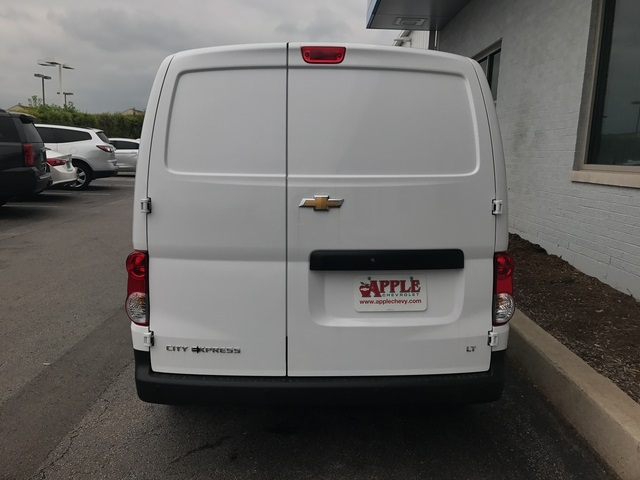 2017 City Express Cargo Van #17-1825 - photo 7