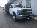 2017 Silverado 3500 Regular Cab DRW,  Auto Truck Group Stake Bed #17-1910 - photo 12