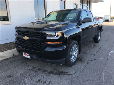 2018 Silverado 1500 Double Cab 4x4,  Pickup #18-0161 - photo 4