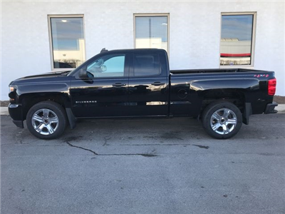 2018 Silverado 1500 Double Cab 4x4,  Pickup #18-0161 - photo 5
