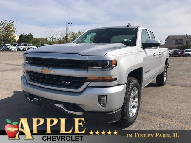 2018 Silverado 1500 Extended Cab 4x4 Pickup #18-0182 - photo 1
