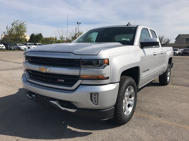 2018 Silverado 1500 Extended Cab 4x4 Pickup #18-0182 - photo 3