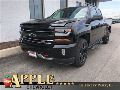 2018 Silverado 1500 Double Cab 4x4,  Pickup #18-0187 - photo 1