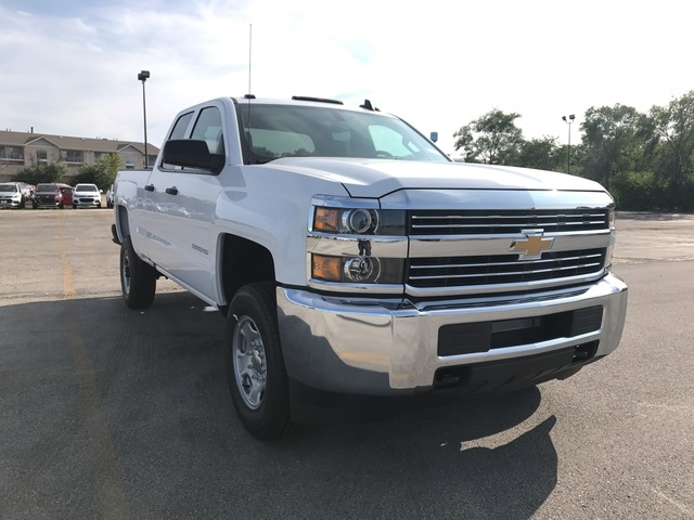 2018 Silverado 2500 Extended Cab 4x4 Pickup #18-0230 - photo 12