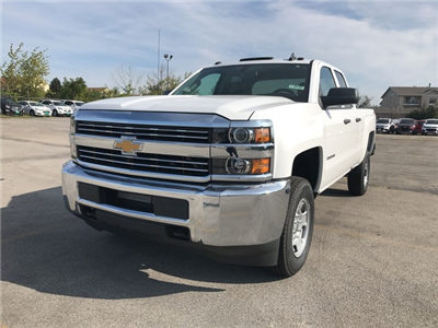 2018 Silverado 2500 Extended Cab 4x4 Pickup #18-0230 - photo 3