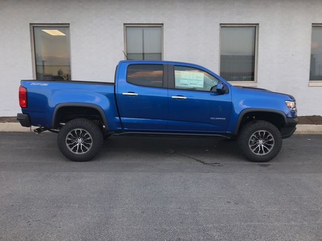 2018 Colorado Crew Cab 4x4 Pickup #18-0334 - photo 12
