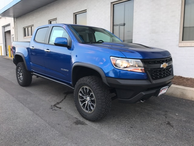 2018 Colorado Crew Cab 4x4 Pickup #18-0334 - photo 13