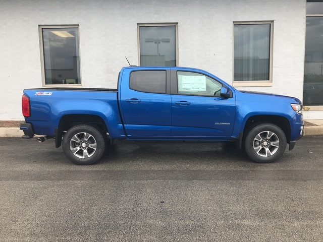 2018 Colorado Crew Cab 4x4 Pickup #18-0335 - photo 9