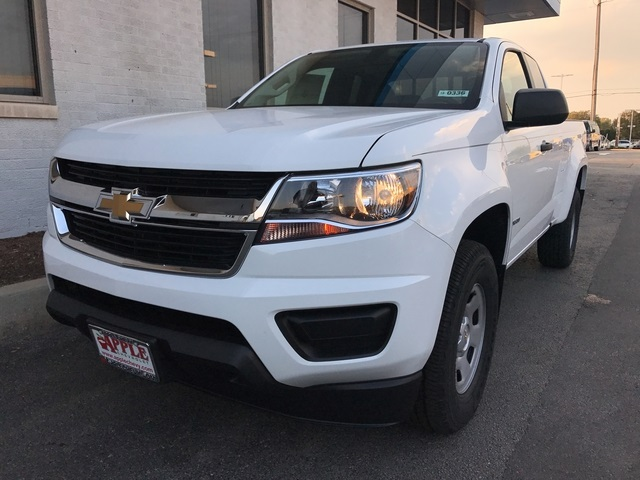 2018 Colorado Extended Cab Pickup #18-0336 - photo 5