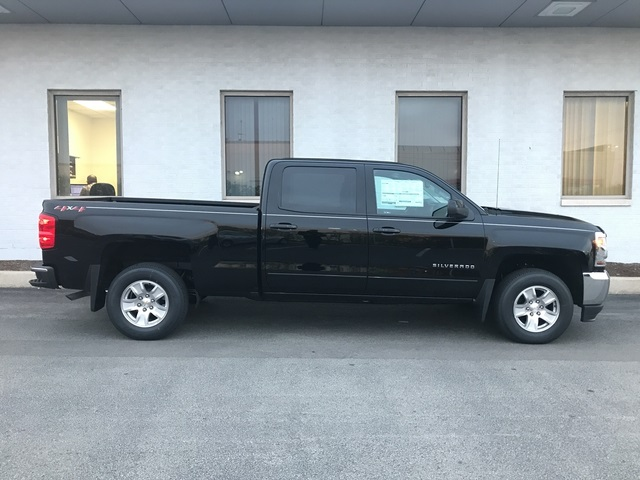 2018 Silverado 1500 Crew Cab 4x4 Pickup #18-0413 - photo 9