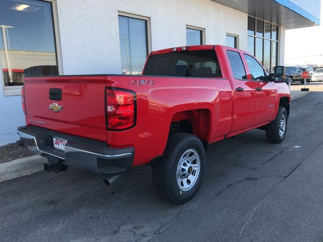 2018 Silverado 2500 Double Cab 4x4, Pickup #18-1081 - photo 7