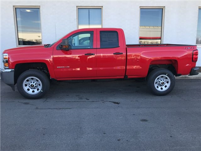 2018 Silverado 2500 Double Cab 4x4, Pickup #18-1081 - photo 5