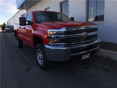 2018 Silverado 2500 Double Cab 4x4, Pickup #18-1081 - photo 9