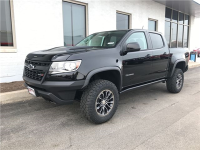 2018 Colorado Crew Cab 4x4, Pickup #18-1174 - photo 4