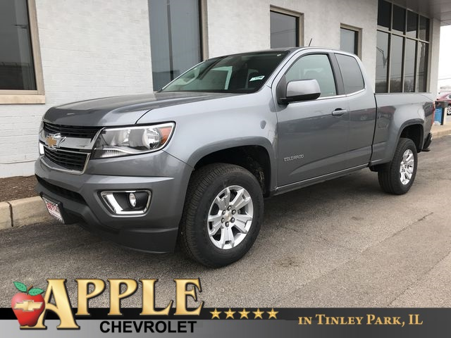 2018 Colorado Extended Cab, Pickup #18-1190 - photo 1