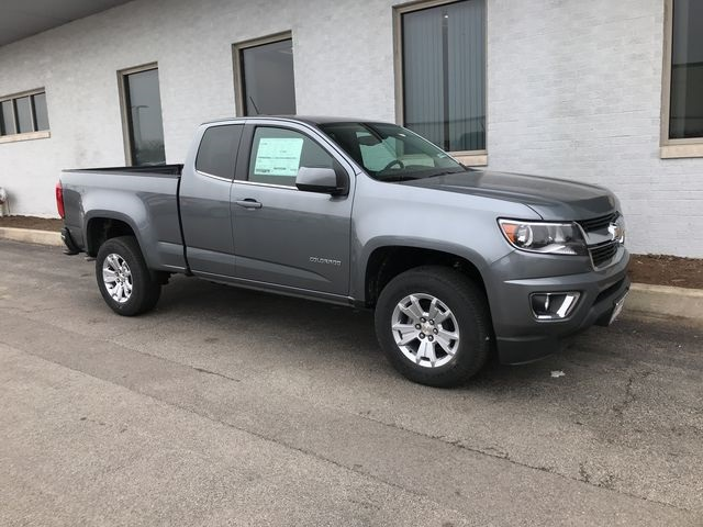2018 Colorado Extended Cab, Pickup #18-1190 - photo 9