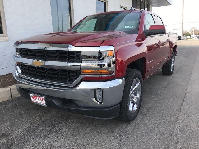 2018 Silverado 1500 Crew Cab 4x4, Pickup #18-1348 - photo 4