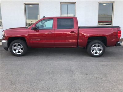 2018 Silverado 1500 Crew Cab 4x4, Pickup #18-1348 - photo 5