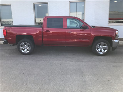 2018 Silverado 1500 Crew Cab 4x4, Pickup #18-1348 - photo 8