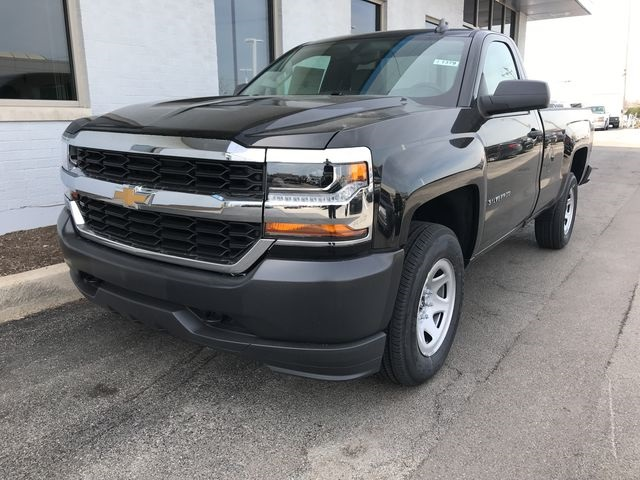 2018 Silverado 1500 Regular Cab 4x4,  Pickup #18-1379 - photo 4