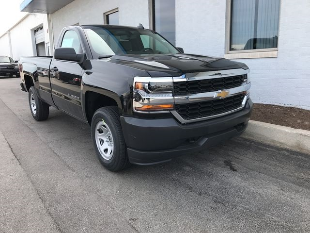 2018 Silverado 1500 Regular Cab 4x4,  Pickup #18-1379 - photo 9