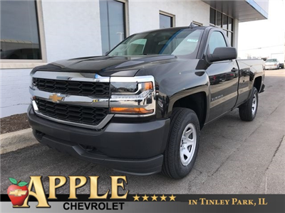2018 Silverado 1500 Regular Cab 4x4,  Pickup #18-1379 - photo 1