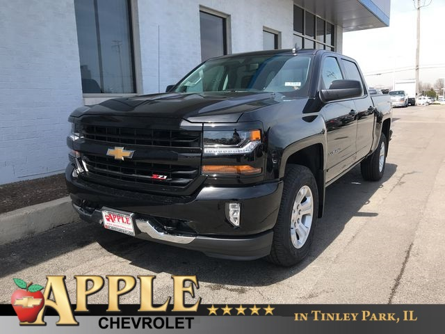 2018 Silverado 1500 Crew Cab 4x4,  Pickup #18-1384 - photo 1