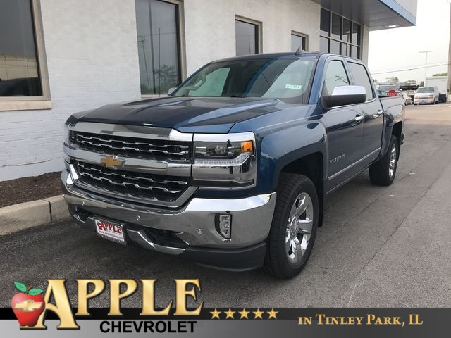 2018 Silverado 1500 Crew Cab 4x4,  Pickup #18-1491 - photo 1