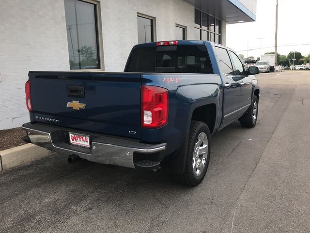 2018 Silverado 1500 Crew Cab 4x4,  Pickup #18-1491 - photo 7